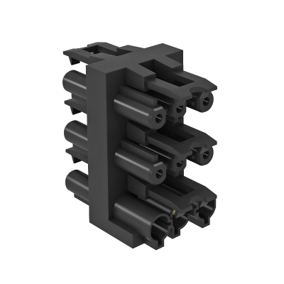Распределительный блок 3-полюсный, 1Е/5А — арт.: 6108082
