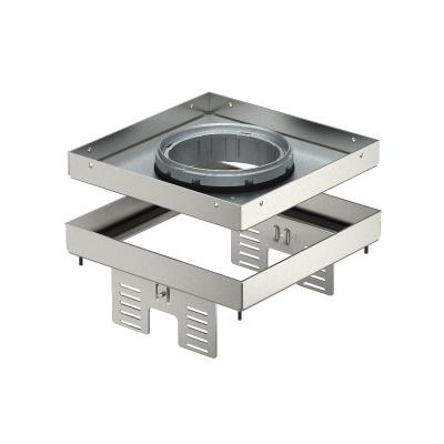 Регулируемая кассетная рамка RKFNUZD3 для тубуса, из нержавеющей стали — арт.: 7409372