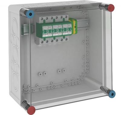 Корпус VG с разрядником MCD 50-B/3 — арт.: 5089212