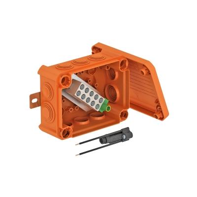 Огнестойкая распределительная коробка FireBox T160ED с наружным креплением и держателем — арт.: 7205566