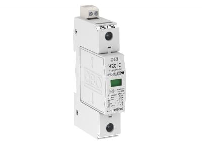 Разрядник для защиты от перенапряжений 1-полюсный, с дистанционной сигнализацией — арт.: 5094727