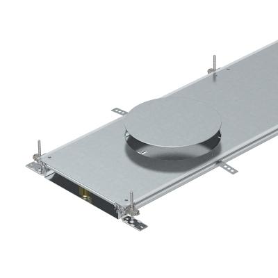 Секция кабельного канала с крышкой для лючка GESR9, высота 60 — 110 мм — арт.: 7424780