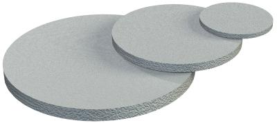 Пылезащитные пластинки, метрические — арт.: 2028870