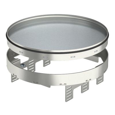 Регулируемый ревизионный люк RKRNUZD3, из нержавеющей стали — арт.: 7409158