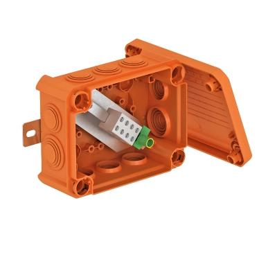 Огнестойкая распределительная коробка FireBox T-100 ED с наружным креплением — арт.: 7205540