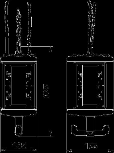 Схема Блок питания VHF-8, пустой — арт.: 6109822