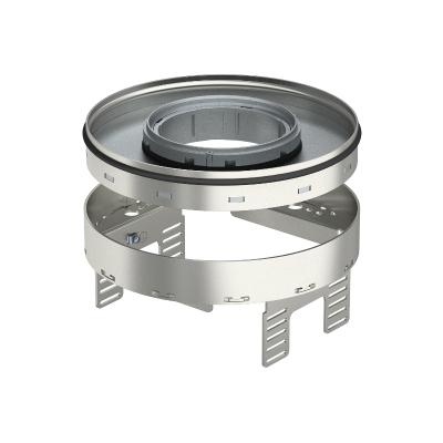 Регулируемая кассетная рамка RKFRNUZD3 для тубуса, из нержавеющей стали — арт.: 7409442