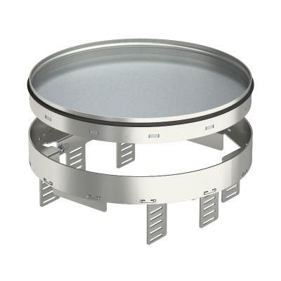 Регулируемый ревизионный люк RKRNUZD3, из нержавеющей стали — арт.: 7409148