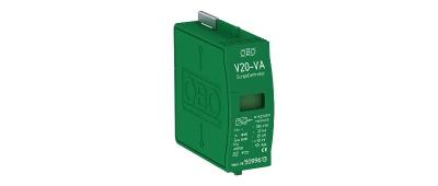 Вставка разрядника для защиты от перенапряэений, с защитой от тока утечки — арт.: 5099613