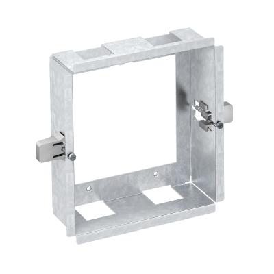 Рамка Modalnet для монтажа в полую стену, для 2х двойных розеток — арт.: 6109950