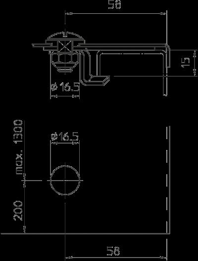 Схема Поворотный фиксатор — арт.: 6232434