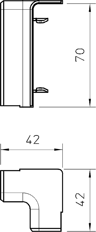 Схема Крышка внутреннего угла — арт.: 6199223