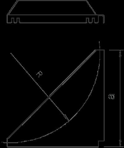 Схема Угловая вставка — арт.: 6221203