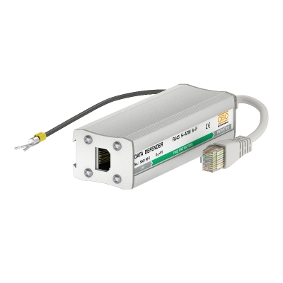 Устройство высокочувствительной защиты для сетей Ethernet (класс D/CAT5) — арт.: 5081990