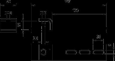 Схема Фиксатор BFK горизонтальный — арт.: 6003892