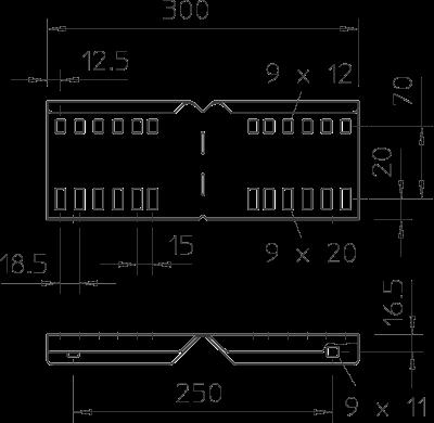 Схема Угловой соединитель — арт.: 6216587