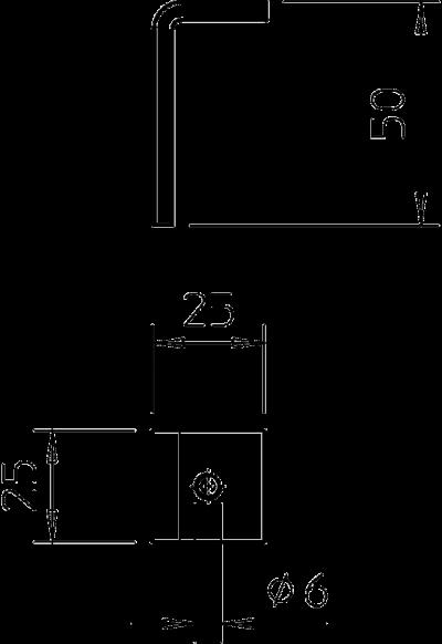 Схема Приварной угол — арт.: 6015350
