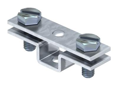 Держатель для плоских проводников, с крепежным отверстием Ø 6,5 мм — арт.: 5032032