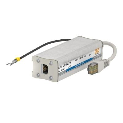Устройство комбинированной защиты для 4-жильных систем передачи данных с разъемом RJ45 — арт.: 5081003