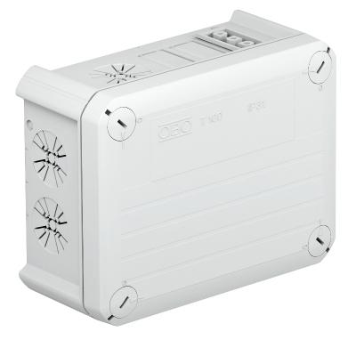 Распределительная коробка T-100 WB 1W3 1S3 с гнездовым разъемом Wieland — арт.: 2007815