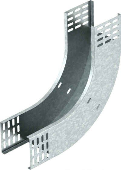 Вертикальная угловая секция 90° восходящая — арт.: 7007230