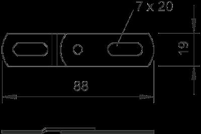 Схема Шарнирный соединитель — арт.: 6066941