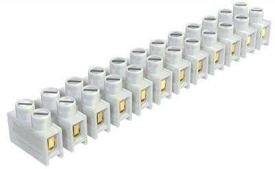 Линейная клемма для светильников 4 мм², полиамид, с защитной проволочной скобой — арт.: 2056178