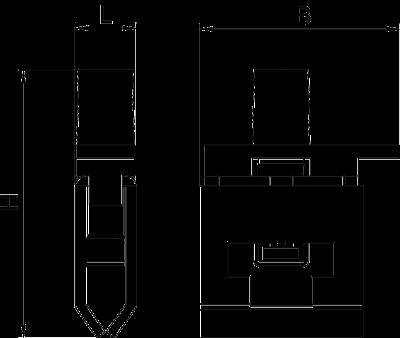 Схема Клемма для подключения защитного провода — арт.: 7205708
