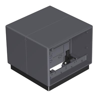 Напольный бокс Telitank T4B — арт.: 7408288