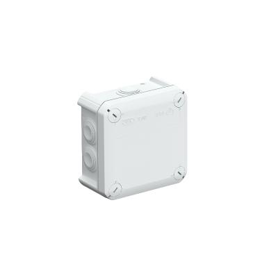 Распределительная коробка Т-60 со вставным уплотнителем, трудновоспламеняемая — арт.: 2007339