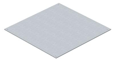 Заглушка для монтажного основания UZD350-3 — арт.: 7400577