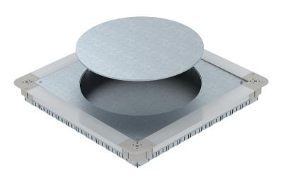 Монтажное основание UGD350-3 с крышкой для лючка GESR9/55 — арт.: 7410064