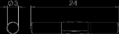 Схема Стыковой соединитель — арт.: 6116752