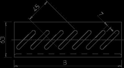 Схема Монтажная пластина — арт.: 7083041