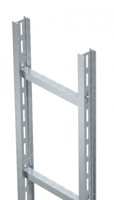 Промышленный вертикальный кабельный лоток лестничного типа, с перекладинами W 40 — арт.: 6013848
