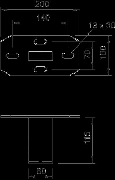 Схема Траверса облегченная — арт.: 6349102