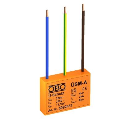 Модуль высокочувствительной защиты для любых монтажных систем — арт.: 5092451