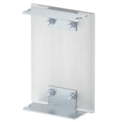 Алюминиевая торцевая заглушка для кабельного короба высотой 90 мм — арт.: 6276973