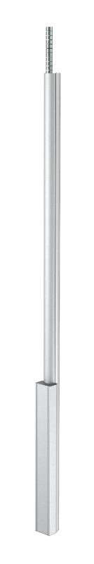Алюминиевая электромонтажная колонна ISS110100F — арт.: 6289040