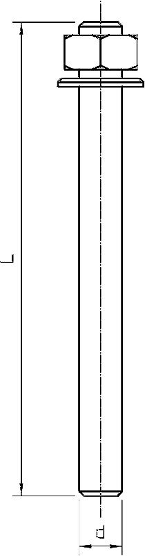 Схема Анкерный стержень — арт.: 3497936