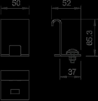 Схема Зажим для ответвлений — арт.: 6221351