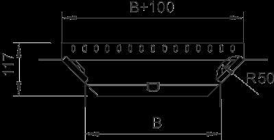 Схема Т-образное/крестовое соединение 50-300 мм — арт.: 6040403