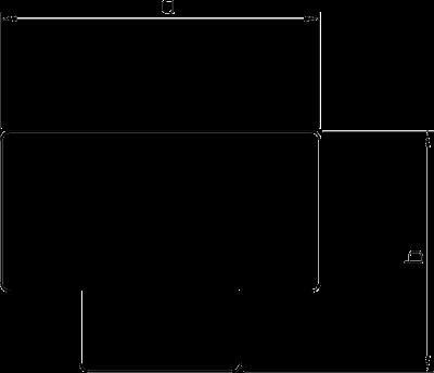Схема Крышка Т-образной секции — арт.: 6154115