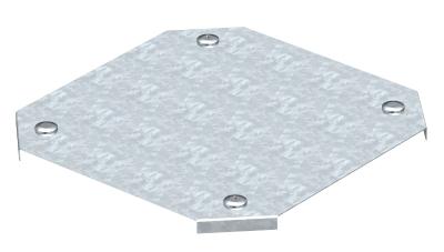 Крышка крестообразной секции 050-300 мм — арт.: 7128614