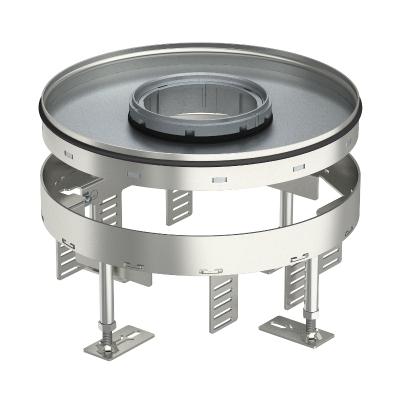 Регулируемая кассетная рамка RKFR для тубуса, из нержавеющей стали — арт.: 7409426
