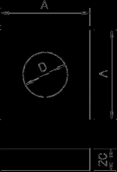 Схема Уплотнитель, класс огнестойкости I90 — арт.: 7215452