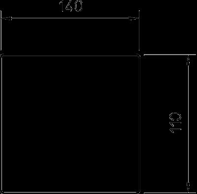 Схема Резиновая подложка для электромонтажной колонны ISS140110 — арт.: 6290176