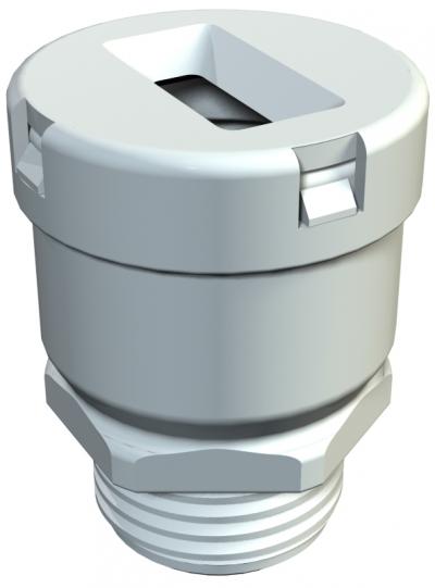 Кабельный ввод для плоского кабеля с резьбой PG 16 — 29 — арт.: 2012758