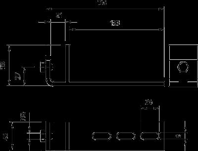 Схема Фиксатор BFK вертикальный — арт.: 6003888