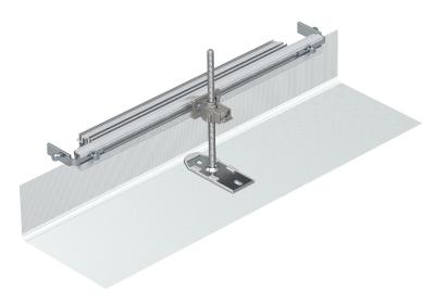 Торцевая заглушка кабельного канала, высота 40 — 150 мм — арт.: 7424280